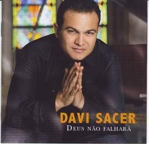 CD Davi Sacer - Deus Não Falhará