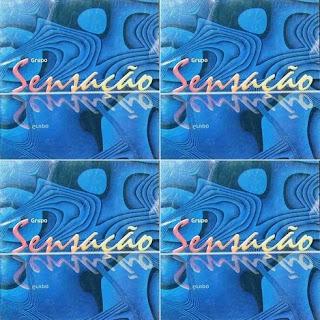 CD Grupo Sensação As Melhores Selecionadas