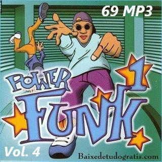 CD Coletanea Especial de Mp3 - FunK Vol. 4