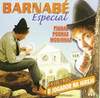 CD Show de piadas - Barnabé