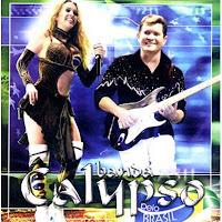CD Banda Calypso Volume 9 Pelo Brasil