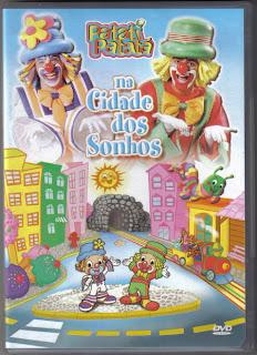 Patat%C3%AD+Patat%C3%A1+ +Na+Cidade+dos+Sonhoss DVD Patatí Patatá   Na Cidade dos Sonhos Vol.7