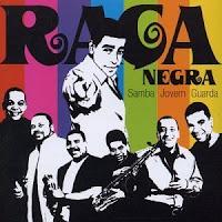 CD Raça Negra - O Som da Jovem Guarda