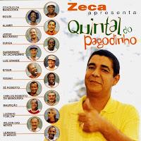 CD Zeca Pagodinho - Apresenta - O Quintal do Pagodinho