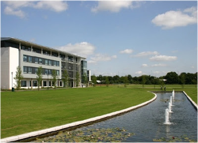 Warwick university math department