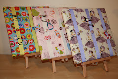 Hairclip Boards and Hairclips