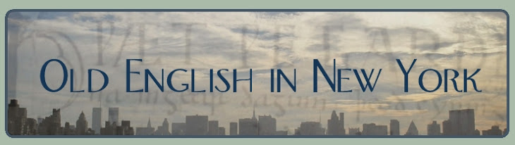 Old English in New York