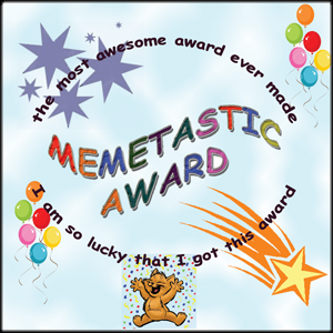 The Memetastic Award!