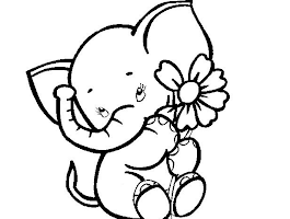 How To Draw Dumbo The Elephant Step By Step
