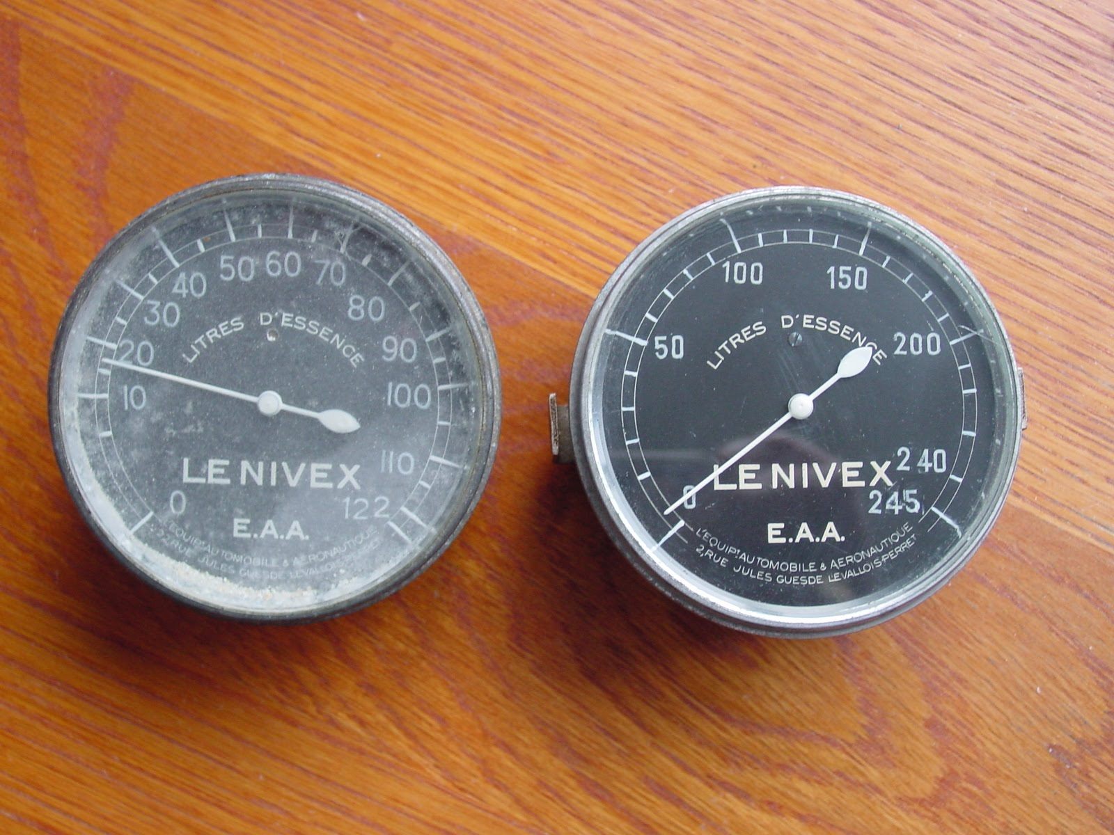 This Time A Le Nivex Gauge In Superb Condition It Can Pretty Much Go Straight Onto The Car Theres A Second One Too Ill Probably Sell That Once Im