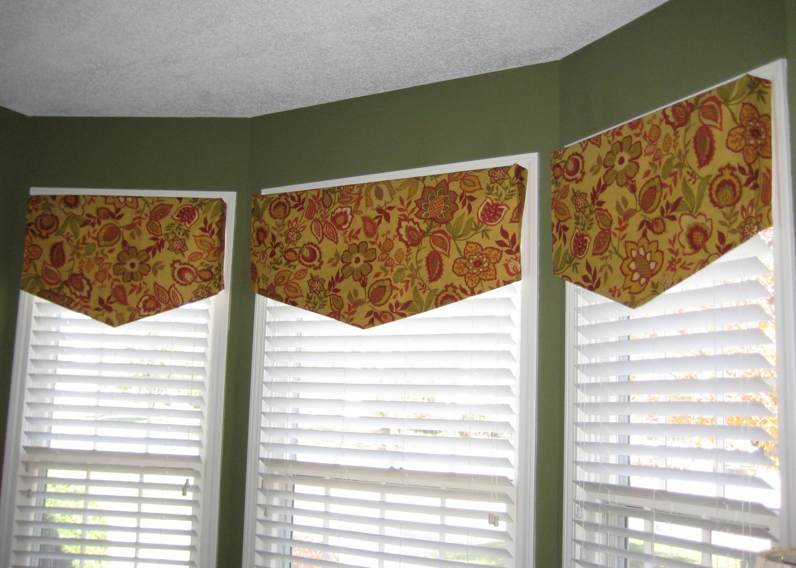 Tallgrass Design Simple Valances
