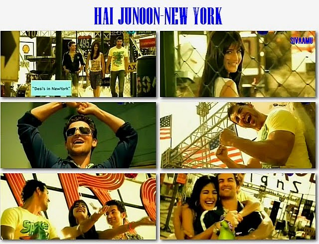 New York Music Album - All songs of New York Film
