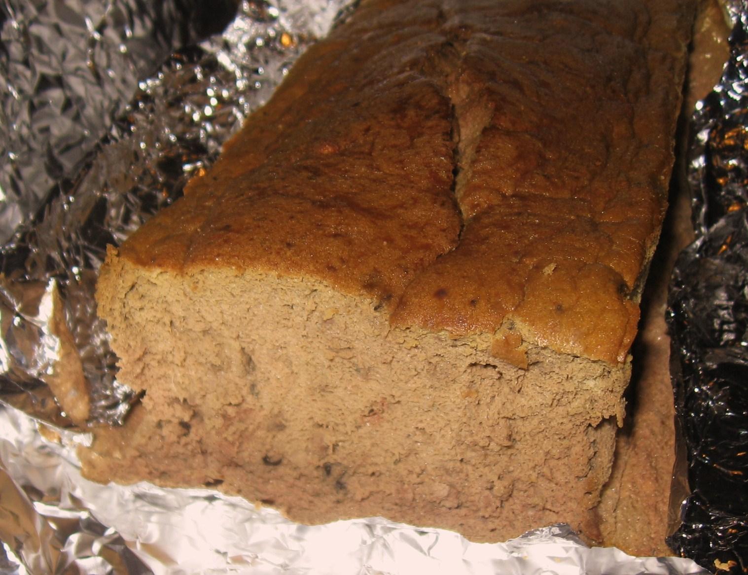 Паштет из печени запеченный в духовке рецепт в