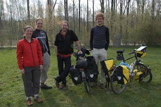 4 holländische Freunde