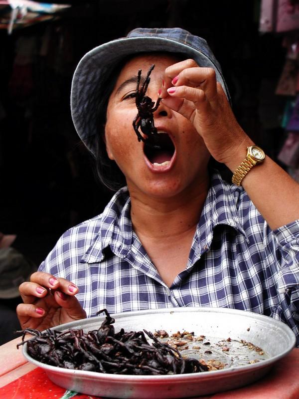 Gambar Makanan Pelik