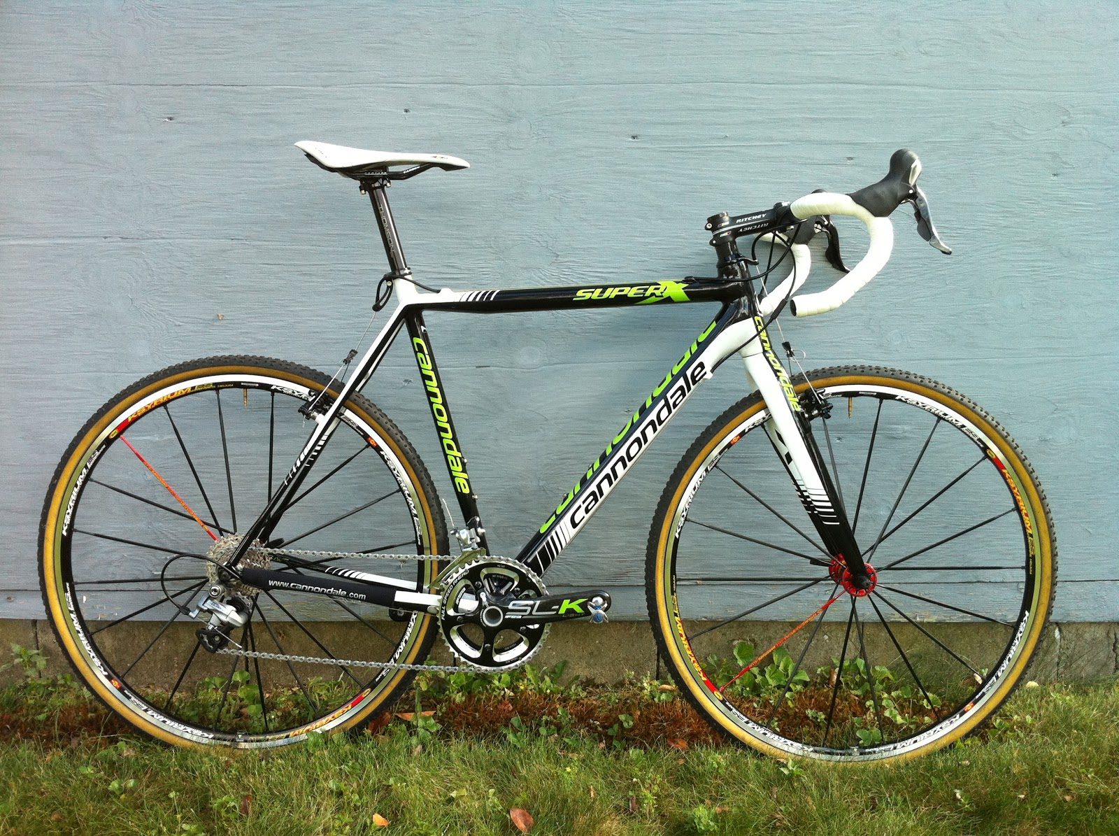 Plus One Lap Lightweight Cyclocross Bike Eric S Cannondale
