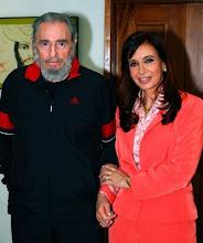 Fidel Y Cristina...