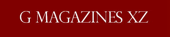 G Magazines XZ