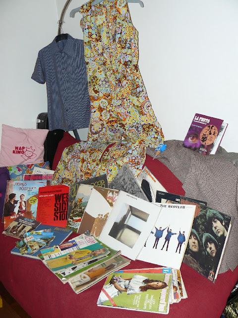 Shopping Vintage Les Trouvailles De La Rentr 233 E Lost In The Seventies