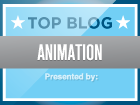 2010 Top Animation Blog Award