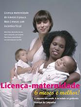 Licença maternidade, 6 meses é melhor