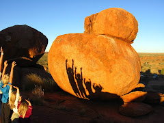Devils Marbles - NT