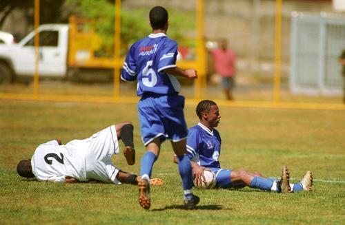 Futebol é uma paixão!