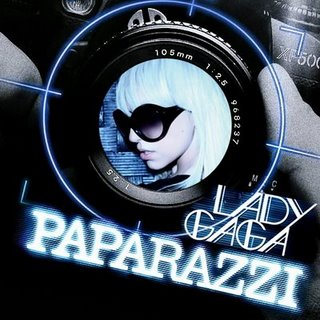 lady gaga on soundtrack  paparazzi
