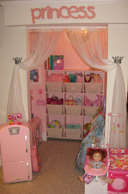 hamptontoes: A little playroom nook transformed into a little ...
