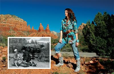 Arizona's Little Hollywood: Sedona Fashion Gets Back in ... - photo#33