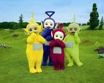 Teletubbies Are Back :)