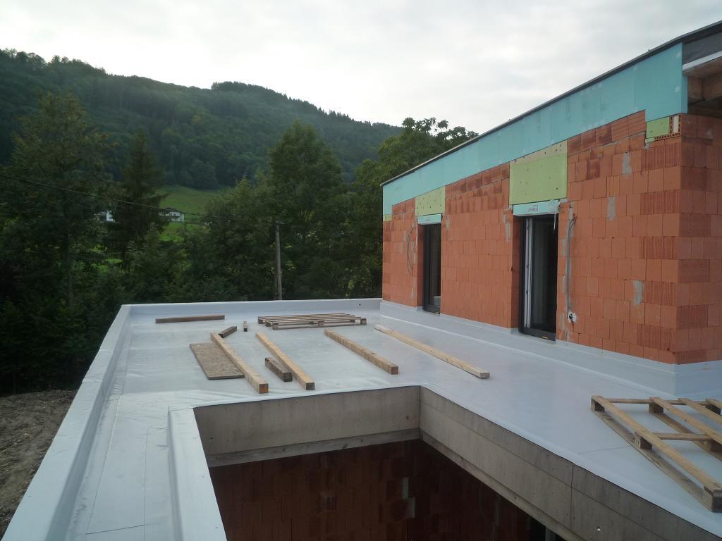 Wunderbar Dachterrasse Auf Flachdach Bauen Sammlung Von 52 | Dachterrasse.