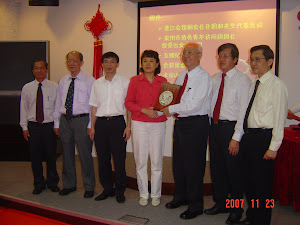 Quan Zhou Visitors to Singapore