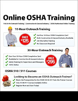The Effectiveness of OSHA 30 Hour Course Online