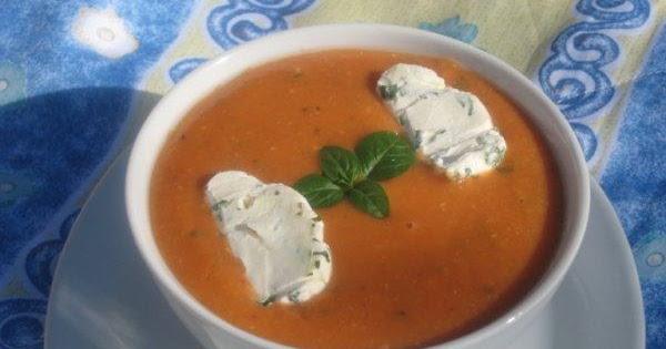 La fille de l 39 anse aux coques soupe la tomate et aux - Cuisiner lentilles seches ...