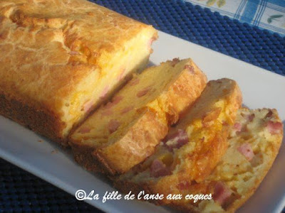 Cake Sal Ef Bf Bd Jambon Moutarde