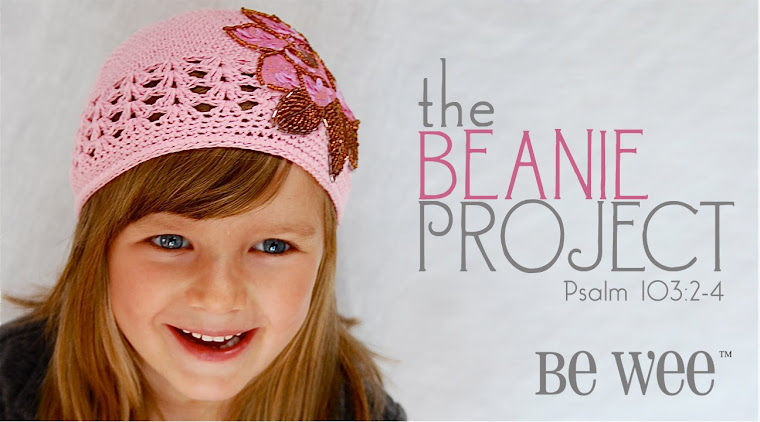the Be Wee Beanie Project