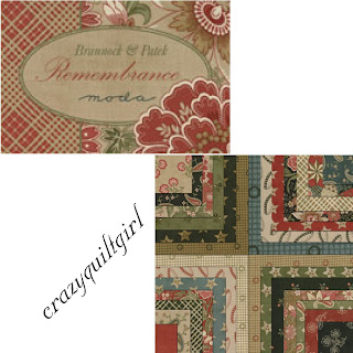 Moda REMEMBRANCE Fabric by Branncok & Patek