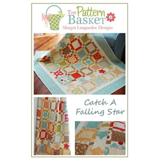 The Pattern Basket CATCH A FALLING STAR Quilt Pattern