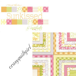 Moda SUNKISSED Fabric by Sweetwater