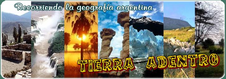 Recorriendo la geografía argentina