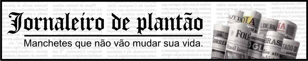 Jornaleiro de Plantão