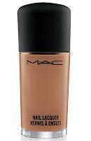 mac pret a papier brown bag nail lacquer
