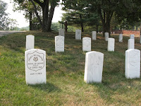 James Richmond Medal of Honor Headstone