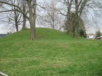 Story Mound Adena Indian Mound