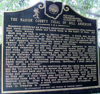 Bill Anderson historic marker