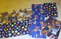 fleece scarves for homeless