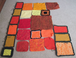 edging squares for an afghan