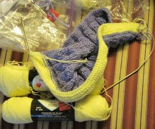 CandyLand Oddball Blanket
