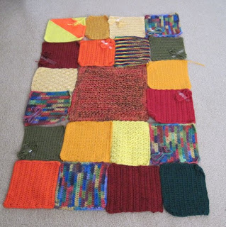 afghan in the works for homeless